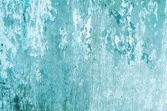 Μπλε ξύλινο υπόβαθρο σύστασης Στοκ εικόνες με δικαίωμα ελεύθερης χρήσης
