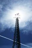 μπλε ουρανοί κατατάξεων &p Στοκ Εικόνες