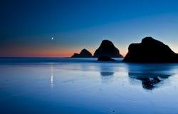 μπλε ουρανός μου Στοκ εικόνα με δικαίωμα ελεύθερης χρήσης