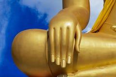 Μπλε ουρανός του Βούδα και μπλε ουρανού Στοκ εικόνα με δικαίωμα ελεύθερης χρήσης