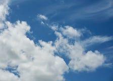 Μπλε ουρανός 1a Στοκ Εικόνες