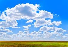 Μπλε ουρανός στοκ φωτογραφία με δικαίωμα ελεύθερης χρήσης