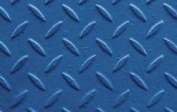 Μπλε πάτωμα Στοκ Εικόνα