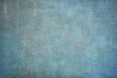 Μπλε παλαιά αφηρημένα ζωγραφισμένα στο χέρι σκηνικά στοκ φωτογραφία με δικαίωμα ελεύθερης χρήσης