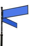 μπλε παλαιός καθοδηγεί &t Στοκ φωτογραφία με δικαίωμα ελεύθερης χρήσης