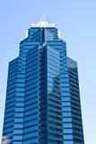 μπλε παράθυρο πλυντηρίων &pi Στοκ φωτογραφία με δικαίωμα ελεύθερης χρήσης