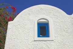 μπλε παράθυρο Στοκ Εικόνες