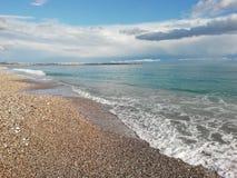 Η Μεσόγειος στοκ εικόνες με δικαίωμα ελεύθερης χρήσης