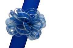 μπλε παρόν Στοκ Φωτογραφία
