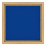 μπλε πλαίσιο ανασκόπηση&sigmaf Στοκ Εικόνες