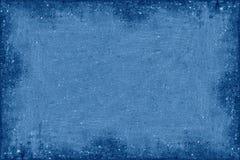 μπλε πλαίσιο Στοκ Εικόνες