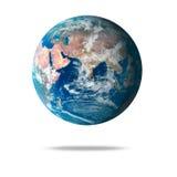 μπλε πλανήτης στοκ φωτογραφίες