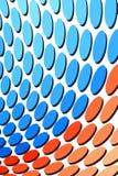 μπλε πορτοκάλι απεικόνιση αποθεμάτων
