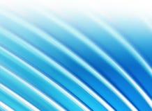 Μπλε που κάμπτει ήπια τις ζώνες   ελεύθερη απεικόνιση δικαιώματος