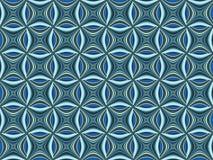 μπλε πρότυπο άνευ ραφής να είστε και η δύο πεταλούδα μπορεί συνδυασμός περιέχει τη διακοσμητική floral τυποποιημένη χρησιμοποιημέ Στοκ Εικόνες