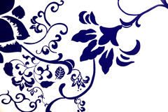 μπλε πρότυπο στοκ φωτογραφία με δικαίωμα ελεύθερης χρήσης