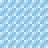 μπλε πρότυπο disco Στοκ φωτογραφία με δικαίωμα ελεύθερης χρήσης