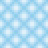 μπλε πρότυπο disco Στοκ Εικόνες
