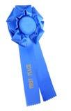 μπλε πρώτη απομονωμένη κορ&de Στοκ Εικόνες