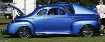 μπλε ράβδος Στοκ Φωτογραφίες