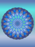 μπλε ραψωδία ελεύθερη απεικόνιση δικαιώματος