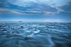 μπλε ρεύμα Στοκ φωτογραφίες με δικαίωμα ελεύθερης χρήσης