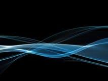 μπλε ροή στοκ εικόνα με δικαίωμα ελεύθερης χρήσης