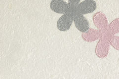 μπλε ροζ λουλουδιών Στοκ φωτογραφία με δικαίωμα ελεύθερης χρήσης