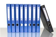 μπλε σειρά δαχτυλιδιών σ&u Στοκ φωτογραφίες με δικαίωμα ελεύθερης χρήσης