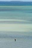 μπλε σκιές Στοκ Φωτογραφία