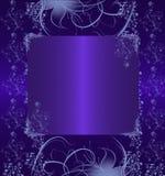 μπλε σκοτάδι ανασκόπηση&sigmaf Στοκ εικόνα με δικαίωμα ελεύθερης χρήσης