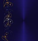 μπλε σκοτάδι ανασκόπηση&sigmaf Στοκ φωτογραφίες με δικαίωμα ελεύθερης χρήσης