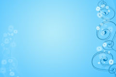 μπλε στρόβιλος ανασκόπη&sigma Στοκ εικόνες με δικαίωμα ελεύθερης χρήσης