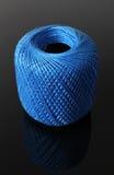μπλε συμβολοσειρά στρ&omicr στοκ φωτογραφίες