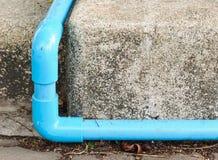 μπλε σωλήνας στοκ φωτογραφία με δικαίωμα ελεύθερης χρήσης