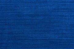 μπλε σύσταση υφάσματος Στοκ Φωτογραφίες