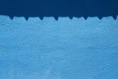 Μπλε σύσταση grunge, σκούρο μπλε υπόβαθρο τοίχων Στοκ φωτογραφία με δικαίωμα ελεύθερης χρήσης