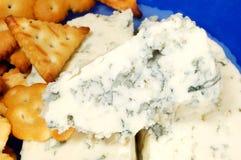 μπλε τυρί δανικά Στοκ εικόνες με δικαίωμα ελεύθερης χρήσης