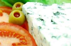 μπλε τυρί Στοκ εικόνα με δικαίωμα ελεύθερης χρήσης