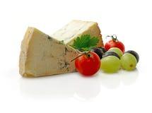 Μπλε τυρί Stilton Στοκ Φωτογραφία