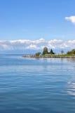 μπλε τόνοι etude Στοκ Εικόνα