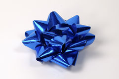 μπλε τόξο Στοκ Φωτογραφίες