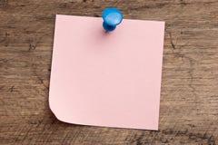 μπλε υπενθύμιση σημειώσεων χρώματος ανασκόπησης στοκ φωτογραφία με δικαίωμα ελεύθερης χρήσης