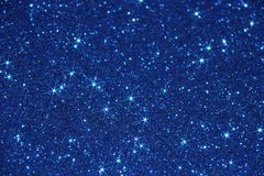 Μπλε υπόβαθρο αστεριών - φωτογραφίες αποθεμάτων Στοκ Φωτογραφίες