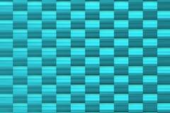 Μπλε υπόβαθρο με τα αρχιτεκτονικά brights Στοκ εικόνα με δικαίωμα ελεύθερης χρήσης