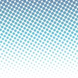 Μπλε υπόβαθρο προτύπων διανυσματική απεικόνιση