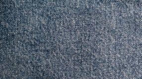 Μπλε υπόβαθρο σύστασης Jean Στοκ Εικόνα