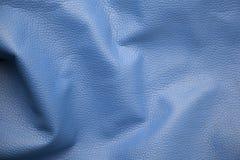 Μπλε υπόβαθρο τσαντών Στοκ φωτογραφία με δικαίωμα ελεύθερης χρήσης