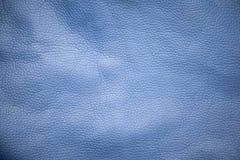 Μπλε υπόβαθρο τσαντών Στοκ Φωτογραφίες