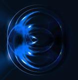 μπλε φαντασία Στοκ φωτογραφία με δικαίωμα ελεύθερης χρήσης